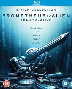 Prometheus to Alien: The Evolution Box Set - Blu-ray - New
