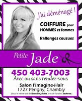 Coiffure Ext. Capilaires (Rallonges) Cousues tresses africaines