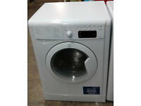 c585 white indesit 7kg&5kg 1400spin washer dryer comes with warranty can be delivered or collected