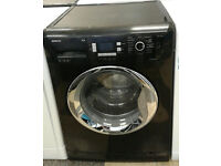 a385 black beko 9kg 1200spin A++ rated washing machine comes with warranty can be delivered