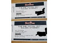 Slam Dunk After Party Tickets