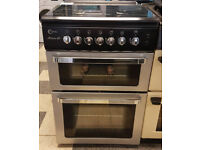 a441 stainless steel flavel 60cm gas cooker comes with warranty can be delivered or collected