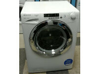i800 white candy 9kg 1600spin A+++ washing machine comes with warranty can be delivered or collected