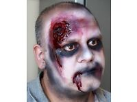 Halloween Face painting & special fx. From only £20! Spaces available!