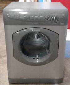 k182 graphite hotpoint 6kg vented dryer comes with warranty can be delivered or collected