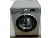 a511 graphite & black hotpoint 9kg 1600spin A++ washing machine comes with warranty can be delivered