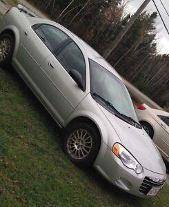 2004 Chrysler Sebring LX 2.7L V6