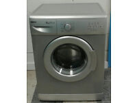 w425 silver beko 6kg 1200spin A+A rated washing machine comes with warranty can be delivered