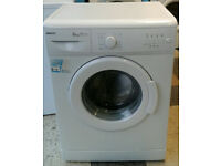 w265 white beko 6kg 1200spin A+A rated washing machine comes with warranty can be delivered