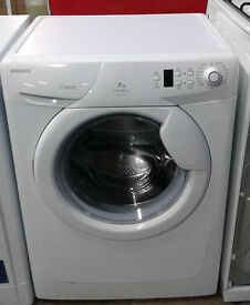 b586 white hoover 7kg 1400spin A+AA washing machine come with warranty can be delivered or collected