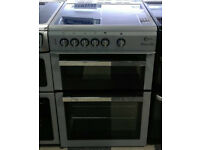 a547 white hoover single electric integrated oven comes with warranty can be delivered or collected
