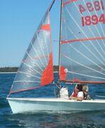 1894 Tasar dinghy for sale Potts Point Inner Sydney Preview