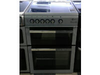 a549 silver flavel 50cm ceramic hob electric cooker comes with warranty can be delivered