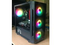 Ryzen 7 2700X RX 470 Gaming PC Computer