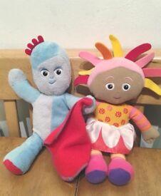 Iggle Piggle & Upsy Daisy