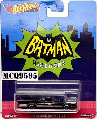 HOT WHEELS 2020 RETRO ENTERTAINMENT CASE R TV SERIES BATMOBILE