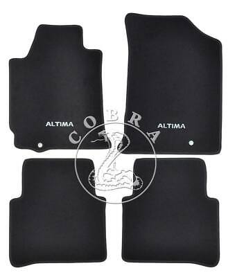 Floor Mats + LOGO Fits Nissan Altima 2008 2009 2010 2011 2012 08 09 10 11 12 (Nissan Altima 08)