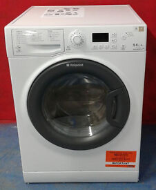 a555 white hotpoint 9kg&6kg 1400spin A+ washer dryer new with manufacturer warranty can be delivered
