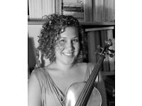 Violin and viola lessons English/French/German