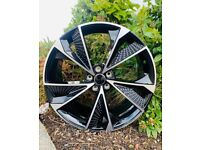 """20"""" NEW RS7 STYLE ALLOY WHEELS AND TYRES (5x112) SUITS AUDI A4,A5,A6 ETC"""