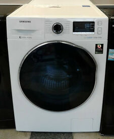 *d039 white samsung 9kg&6kg 1400spin A washer dryer new with manufacturer warranty can be delivered