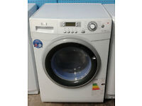 a322 white haier 8kg&5kg 1400spin washer dryer new graded with manufacturers warranty