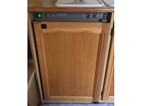 Electrolux RM2260 3 way Fridge electronic gas ignition caravan campervan