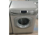 a149 graphite hotpoint 7kg 1600spin washing machine comes with warranty can be delivered