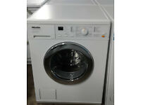 z244 white miele 5kg 1200spin washing machine comes with warranty can be delivered or collected