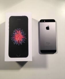 iPhone SE Space Grey 16GB