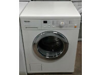 z234 white miele 5kg 1400spin washing machine comes with warranty can be delivered or collected