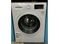 b029 white bosch 9kg 1400spin A+++ rated washing machine new with manufacturers warranty