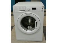 w426 white hotpoint 6kg 1500spin A+ rated washing machine comes with warranty be delivered