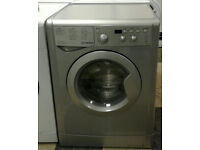 T222 silver indesit 7kg&5kg 1400spin washer dryer comes with warranty can be delivered or collected