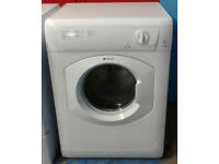 k047 white hotpoint 7kg vented dryer comes with warranty can be delivered or collected