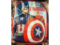 Brand New Marvel Civil War BACKPACKS £5 EACH