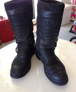 BMW MOTORCYCLE BOOTS Surfers Paradise Gold Coast City Preview