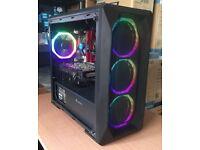 Intel i5 4590 RX 470 Gaming PC Computer