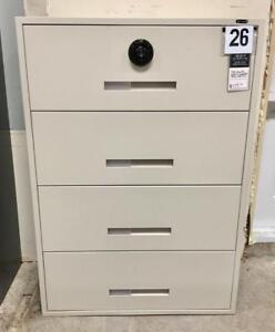 High Security Lateral Combination Filing Cabinet