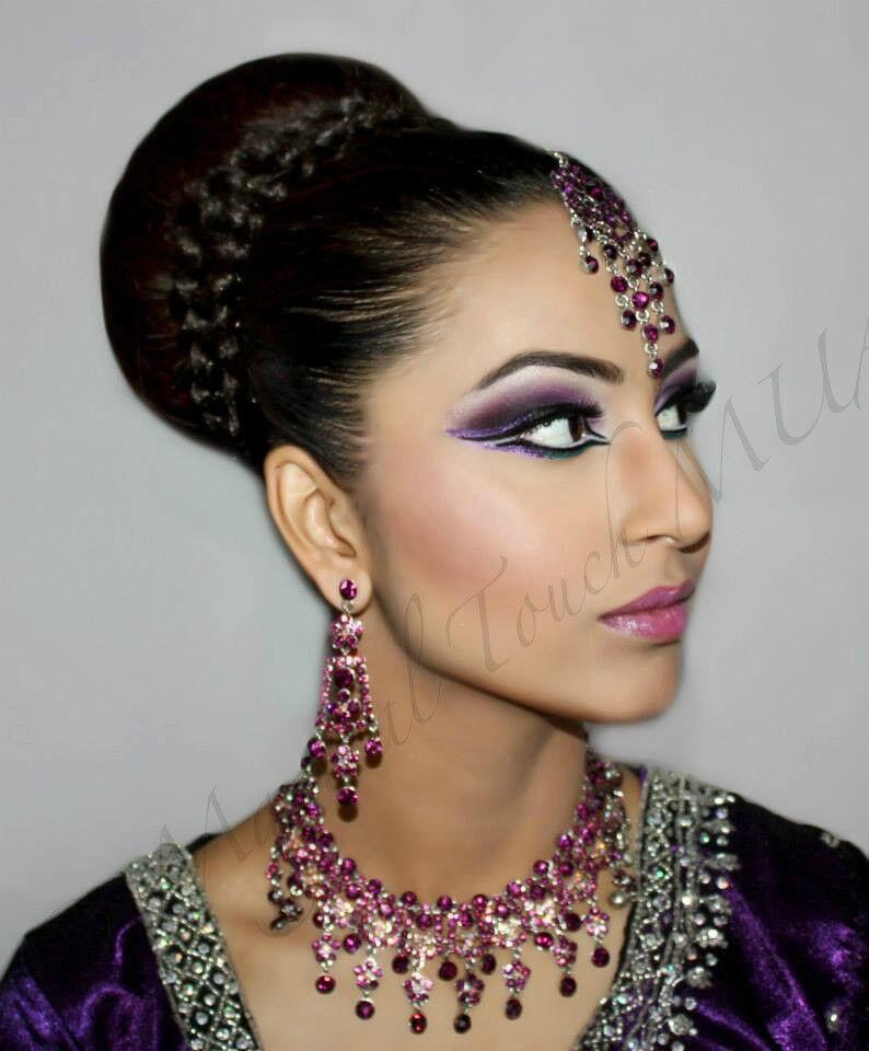 Asian Wedding Make Up Artist 10