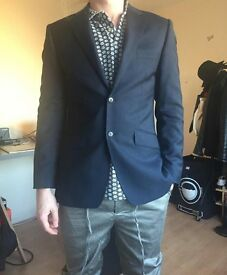 Daniel Hechter blue navy suit jacket