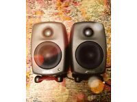 GENELEC 8010A Monitors (Pair)