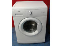 b563 white swan 6kg 1100spin washing machine comes with warranty can be delivered or collected