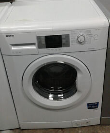 b327 white beko 7kg 1600spin A++ washing machine comes with warranty can be delivered or collected