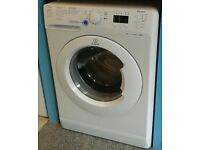 688 white indesit 8kg washing machine comes with warranty can be delivered or collected