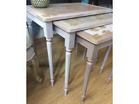 Lovely Nest of Side / Bedside Tables