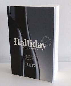 NEW James Halliday Wine Companion 2017 Edition - RRP $39.99 South Brisbane Brisbane South West Preview