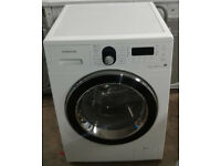 a714 white samsung 7kg&5kg 1400spin washer dryer comes with warranty can be delivered or collected