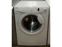c315 white hoover 7kg 1400spin A+AA washing machine come with warranty can be delivered or collected