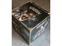 Assassins Creed Black Flag shop display cube